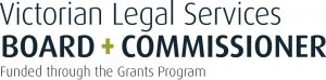 Victorian Legal Services Board Logo